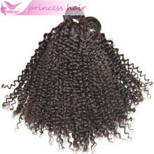Bangladesh Virgin Remy Extensions Afro Kinky Human Hair For Braiding