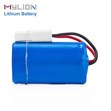 Rechargeable 2S1P 14500 750mah li ion battery for speakers