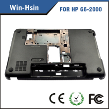 Laptop cover for hp pavilion g6-2000 g6-2100 laptop bottom cover base case cover 681805-001 684164-001