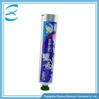 Fashion New Wholesale Empty Toothpaste Tubes Packaging