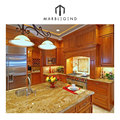 Interior decoration Yellow granite countertops