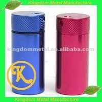 anodized aluminum tube/red tube and tube