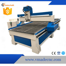 Vacuum Table4x8 ft cnc router/factory price cnc router machine with dsp