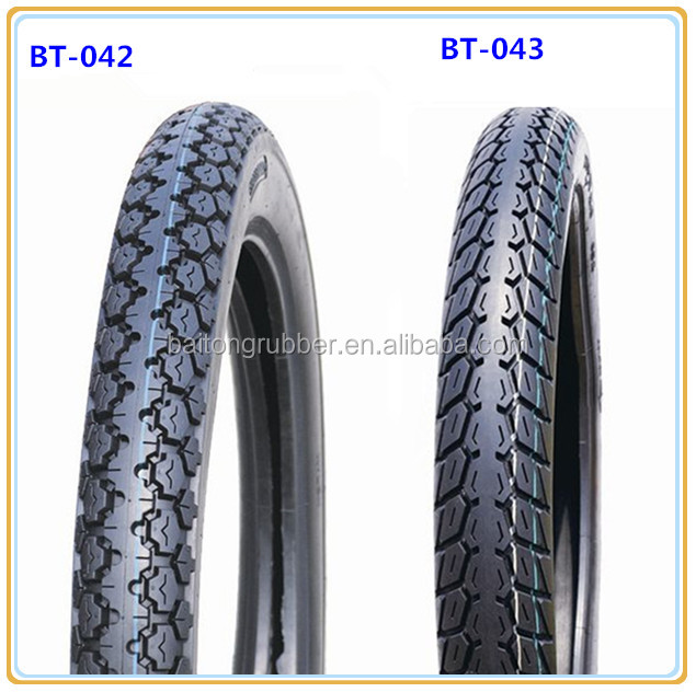 High quality Bajaj Motorcycle tyre 3.00-17 for Afica market direct manufacturer
