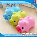 Custom kids wholesale plastic piggy banks factory for promotion