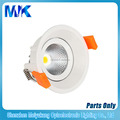 new arrivals factory price 18w cob led downlight, led down light, led down light housing