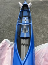 Lighest high quality top speed racing type C1 canoe