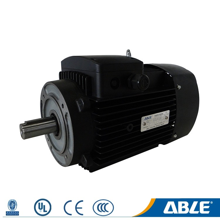 Manufacture able china aluminum custom electric motor 48v 7kw