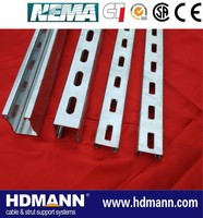 water resistant outdoor stainless steel concrete insert channel OEM supplier