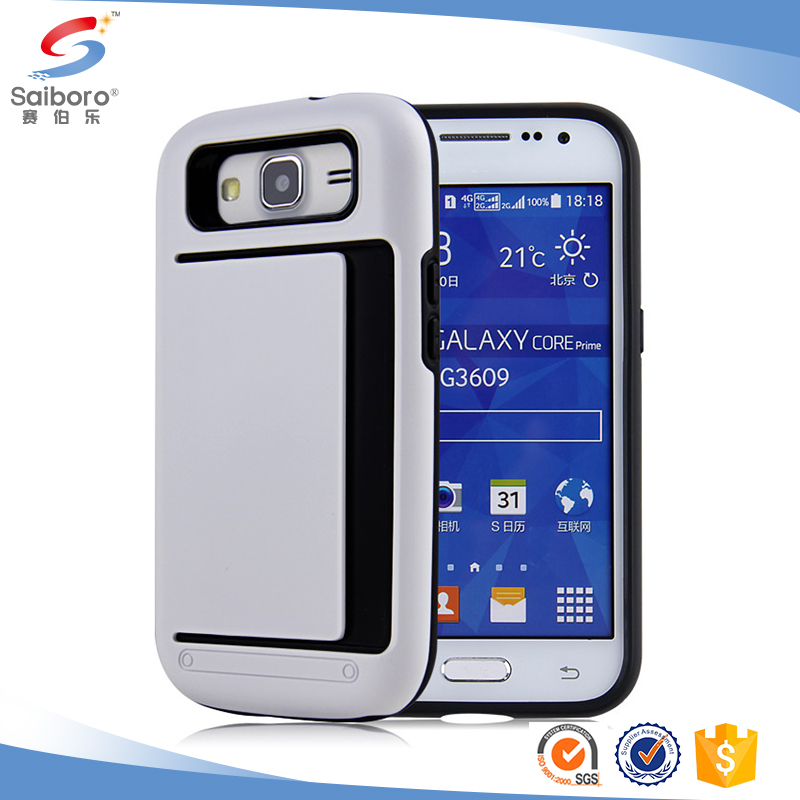 Wholesale high quality PC+TPU protective cover case for Samsung G360
