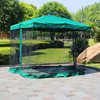 SHENGMING Leisure Ways Sun Outdoor Garden Umbrella Gazebo