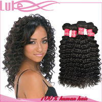 100% Top Quality Wave Virgin Brazilian Human Remy Alibaba Queens Hair Products