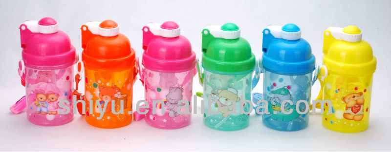 Heat transfer printing water bottles for kids
