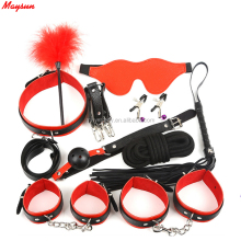 For Couples Game Adult Bondage Set 10 Pcs