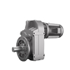 F Series With Drive Transmission Gears Parallel Shaft Helical Motor Reduction Gear