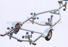 stainless steel boat trailer