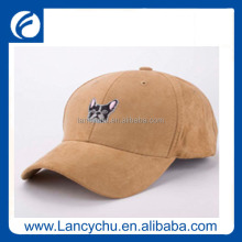 Wholesale custom Embroidery logo Promotional corduroy dad hat