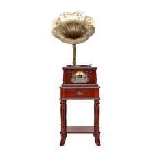 Living room home decor furniture shabby chic wedding gift modern gramophone player
