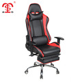 Custom big size PVC office game racing chair
