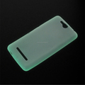 matte TPU case lightening when dark For Micromax Q392
