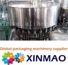 german quality beverage processing plant /water filling line