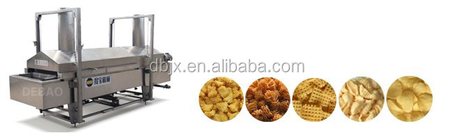 gari fryer for potato chips