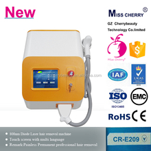 body hair removal unwanted hair removal beauty salon equipment 808nm diode laser