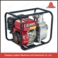 lingben WP20 2inch gasoline engine agriculture water pump with GX160 GX200 Engine china supply
