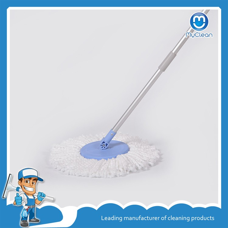 Myclean telescopic clean new design 360 spin mop and go easy mop