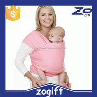 ZOGIFT factory price popular soft baby sling carrier