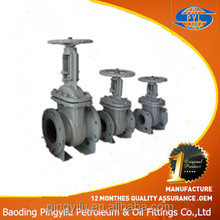 os y cast iron 1inch water system gate valve