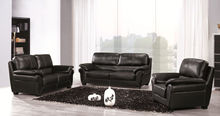 KG300 Modern leather round sofa design sofa de canto