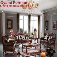 Best quality Antique design New style import sofa