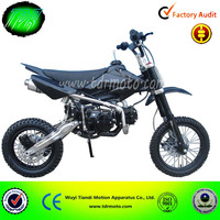 powerful kick start 125cc dirt bike cheap