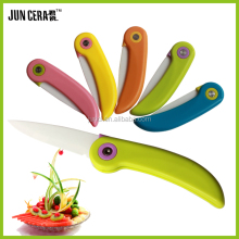 Bird shape kitchen design ceramic blade bulk wholesale knives