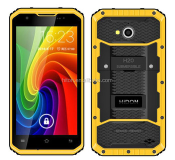 "5.0""Android waterproof and dustproof 4G BT GPS WIFI Compass Gyroscope rugged smart phones mobile"