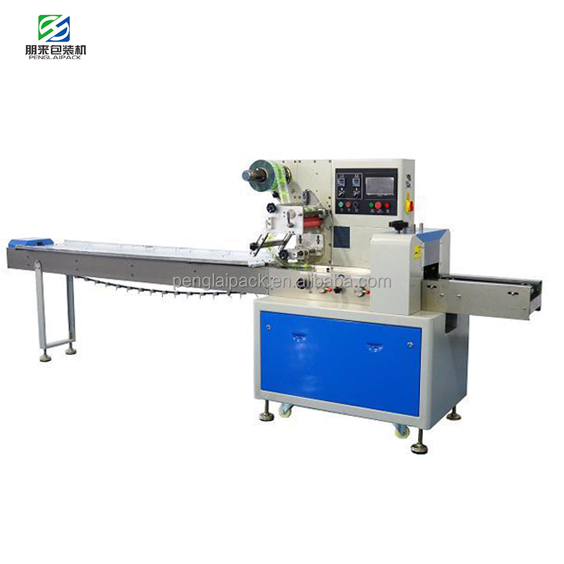Popular Soan Papdi/Dessert Flow Packing Machine
