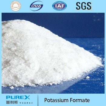 oilfield drilling and completion fluid used liduid and powder 74% 96% potassium formate