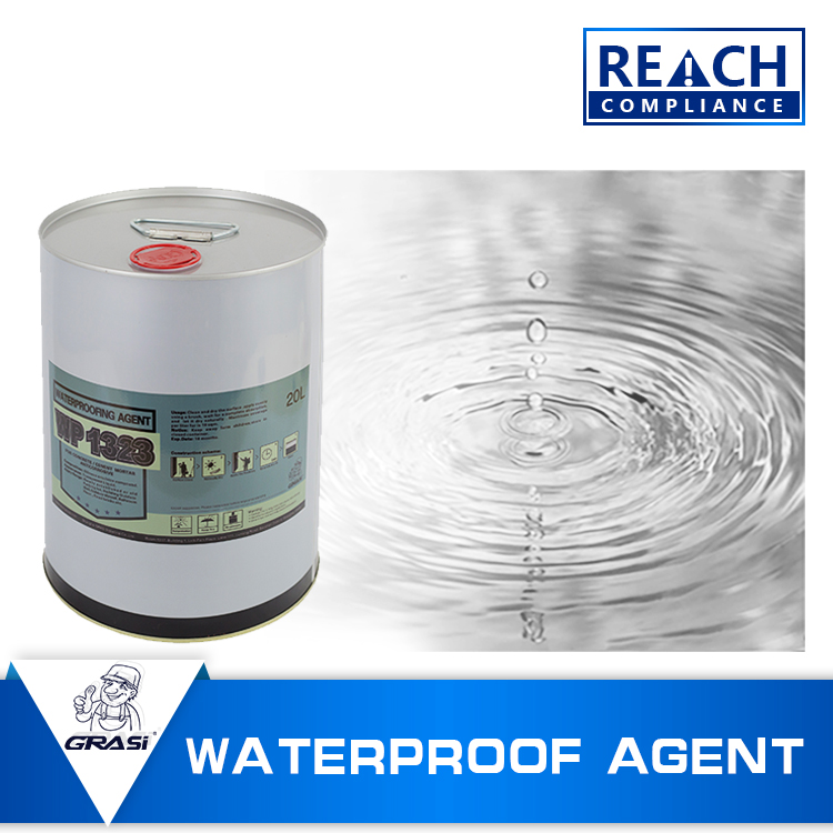 WP1323 resist salt water sealant for beton construction