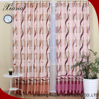 Project fabric modern lace curtains