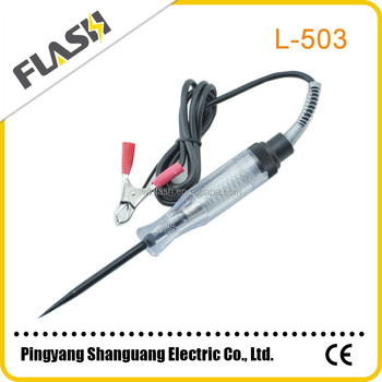 Automobile Use AC Voltage Tester L-503