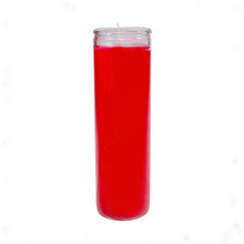paraffin wax colourful un-scented spiritual praying religious candle