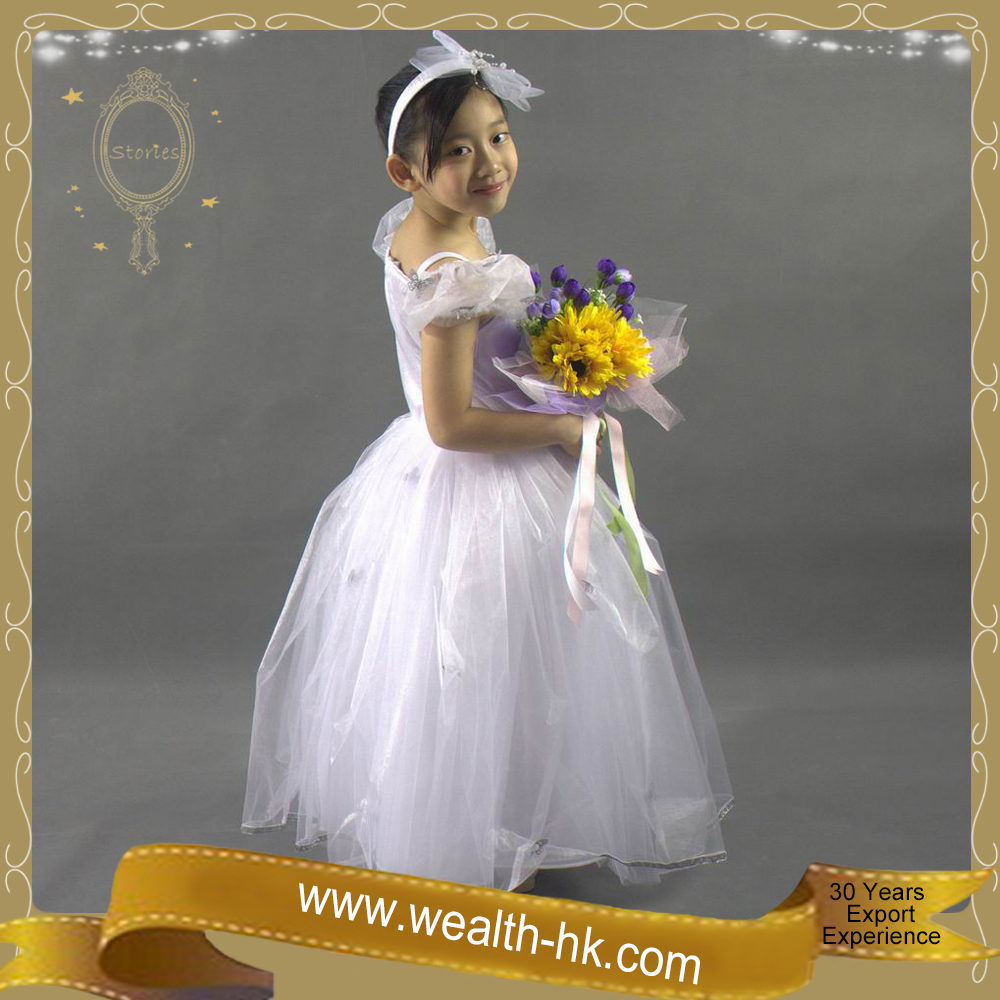Fashion Girls Bride Wedding dress