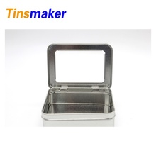 Direct Factory Rectangular Wholesale Tin Boxes Suppliers