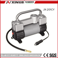 High quality quickly inflate double cylinder 12V car air compressor