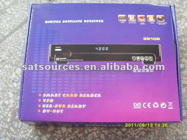 AzAmerica S810B Satellite Decoder