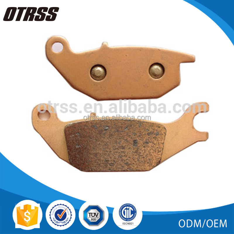 Sintered Motorcycle Parts Brake Pads For HONDA CBR 125