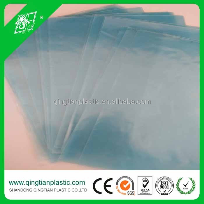Wholesale large greenhouse film and high quality virgin LDPE film blue waterproof film for flowers