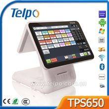 Multi Functional Android Windows Dual OS Choice Desktop Pos Computer Cash register with cash drawer