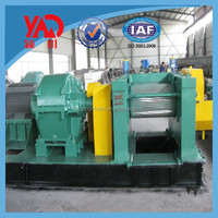 Automatic Tire Shredder Machine / Automatic waste tire recycling line / rubber powder making machine